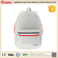 Best popular style nylon material for child school backpack with high quality