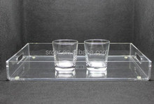 wholesale acrylic plastic storage tray