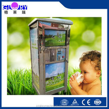 multifunction easy operation automatic milk atm and fresh milk vending machine and milk dispenser machine