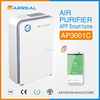 Air Purifier Hepa Filter Portable Cigarette Smoke Absorber