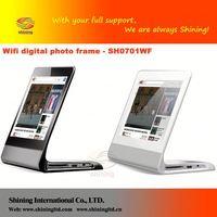 SH0701WF 7 inch sex digital photo frame video free download