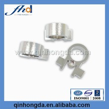 Lamps and domestic outfit fittings steel parts with bright chrome plated