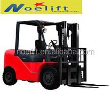 counterbalance 5ton diesel forklift truck for promotion sale for Australia market