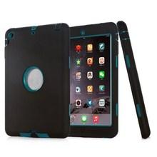 2015 newest armor pu tpu tablet cover case for ipad mini