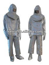 1000 degrees full protective aluminized fireproof suits