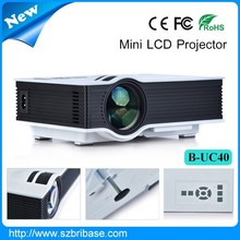 Cheap mini portable 1000 lumens 3d projector for home use,business and education support HDMI USB SD Card AV