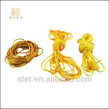 Hand made Nylon Knot Silk Rat Tail Cord for christmas decoration