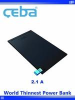 CEBA The World Thinnest 5000 mAh Ultra Portable power bank 2015