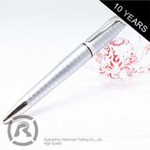 Small Order Accept New Arrived Get Your Own Designed Copper Metal Ballpen