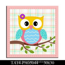 Night Owl In Tree canvas Canvas Painting