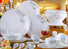 Heat resistant Opal Glassware Opal dinner set 72 pcs dinner set