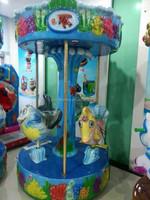 MT-K560 indoor sport amusement park kids rides carousel horse for children Guangzhou manufacturer sale