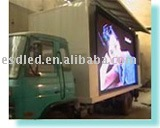 LED display Outdoor mobile advertising screen
