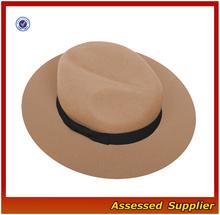 NFT006/ High quality wool felt man hat/ wide brim wool felt hat wool hat