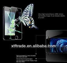 privacy film screen protector for apple iphon5 anti-scratch and oil-resistance