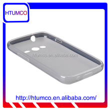 Poly Jacket TPU Cases for Samsung Galaxy Ace 4 / Galaxy Ace Style / Galaxy S Duos 3 SM-G313HU - (Transparent Mat)