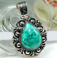 traditional turquoise pendant jewellery
