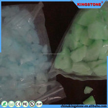 New arrival 1-12mm glowing glass chips,1-12mm glowing hollow environmental building glass