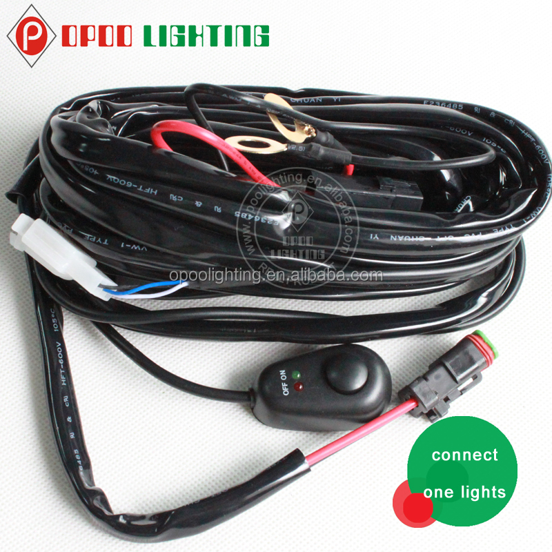 arb intensity led spot light waterproof wiring harness buy wiring arb solenoid electrical connector wiring harness (3) jpg