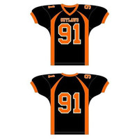 custom made college football jerseys