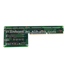 8 Layer Card PCB for industrial products control card pcb