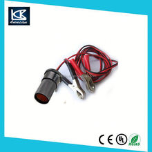 Alligator Clip Battery Cable battery terminal charging cable