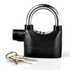 15 smart lock security padlock alarm for window, door, bike, bicycle, motorcycle