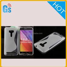 One Dollar Shop Tpu S Line Wave Case For Asus Zenfone Selfie Zd551kl Cover