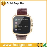 2015 wifi smartwatch Android Smart Watch with GPS 3G WiFi GPRS Bluetooth Watch for android phone
