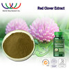 factory supply dietary supplement ingredients red clover extract biochanins,8%~40% isoflavones powdered red clover extract