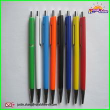 New Elegant Design Plastic Ballpoint Pen, Popular Colorful Plastic Pen