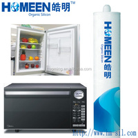 high-temp silicone sealant for microwave oevn HM-245 high-temp silicone sealant