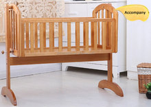 hot sale handmade eco-friendly baby cot