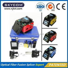 China Factory Skycom T-107H Fusion Splicers Fiber Optic Equipment