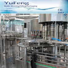 Full automatic bottle olive oil washing/ filling/ capping line
