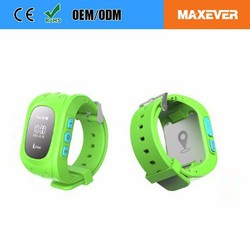 Support SOS Calling,GPS Tracking,Voice Monitoring Kid Phone Wrist Watch