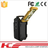 Power all Heavy duty voltage diesel truck 12v 24 car jump starter with capacity 36000 mah