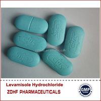 Veterinary Medicine Levamisole Hydrochloride Tablet for animal antibiotics sale