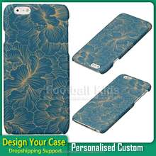 Customized full color printing water transfer printing cellphone cases,cheap price bulk wholesale mobile cover phone case