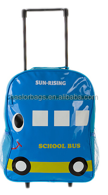 Travel trolley bags with Cute Design for Kids