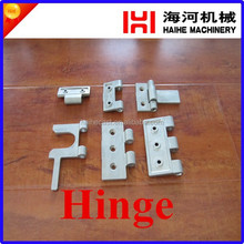 ISO9001:2008 foundry customized Manufacturer investment casting stainless steel /carbon steel hinge