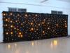 LED star curtain light