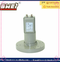 Linear Polarization C Band single L.O.Frequency double output Lnbf ,firm
