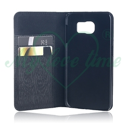 Phone Accessories PU Leather Cell Phone Case for Samsung S6 by OEM Factory.