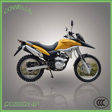 Two wheel High quality Gas Powere Big dirt bike 200cc
