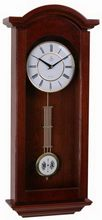 Bottom price new arrival creative style creative fashion glass wooden pendulum wall clock
