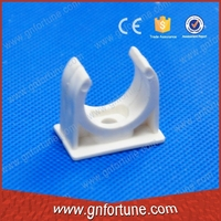 Factory price pvc plastic pipe clip for sale