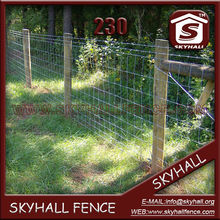 Iso Factory High Quality And Low Price Game Farm Fencing