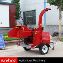 Runshine CE approved DWC-18 wood drum chipper for sale
