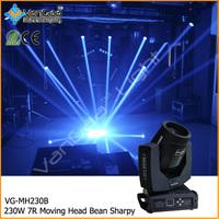 Best seller 230w moving head light platinum beam 7R 230
